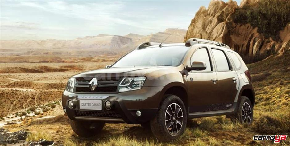 renault duster dynamique 2 0 4x4 dakar 2018 nueva precio en colombia. Black Bedroom Furniture Sets. Home Design Ideas