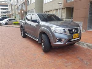 NISSAN Frontier NP300 S Turbodiesel 2016