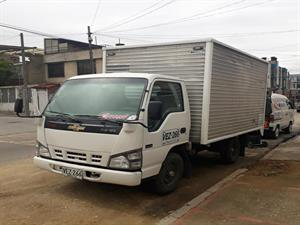 CHEVROLET NHR Turbo Camion 2009