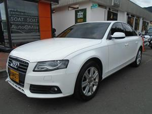 AUDI A4 1.8 Luxury Turbo Multitronic 2010