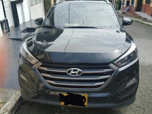 Hyundai Tucson All New GL Premium AC AT 2016