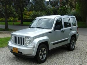 Jeep Cherokee Limited 3.7 Automatica 2008