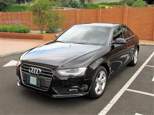 AUDI A4 B8 1.8 TFSI Multitronic Luxury 2013
