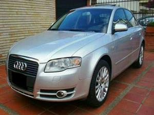 AUDI A4 1.8 Luxury Turbo Multitronic 2008