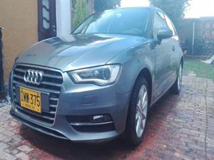 AUDI A3 1.8 TFSI Attraction S-Tronic 2015