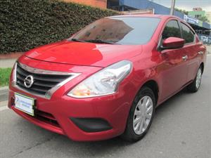 NISSAN New Versa Advance Aut 2016
