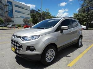 Ford Ecosport Freestyle 2.0 4x2 Mecanica 2016