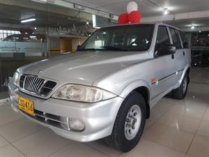 SSANGYONG Musso  1999
