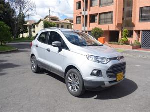 Ford Ecosport Freestyle 2.0 4x2 Mecanica 2015