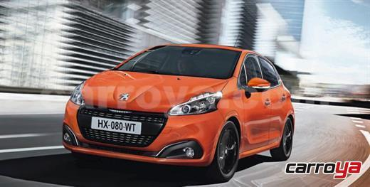 Peugeot 208 1.6 Active HDi 2017