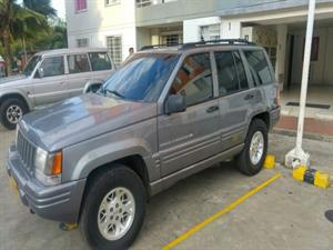 Jeep Cherokee Limited 1999