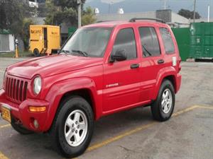 Jeep Cherokee Limited 3.7 Automatica 2003