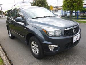 SSANGYONG Actyon 2.3 4x2 Mecanica Gasolina Full Equipo 2015
