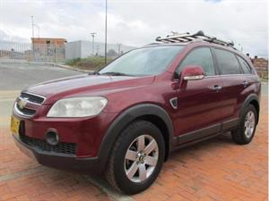 CHEVROLET Captiva 3.0 Full Equipo 2009