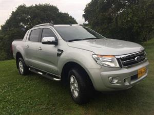 Ford Ranger 3.2 Limited 4X4 Automatica 2014
