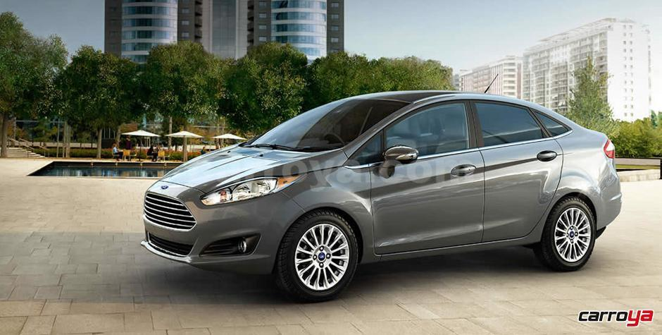 ford fiesta sedan aut titanium 2015 nuevo precio en colombia. Black Bedroom Furniture Sets. Home Design Ideas