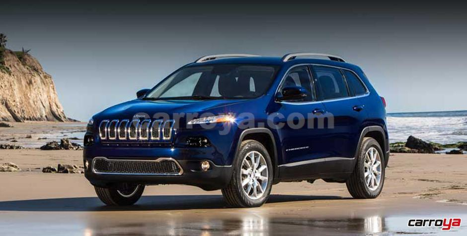 jeep cherokee longitude 2015 nueva precio en colombia. Black Bedroom Furniture Sets. Home Design Ideas