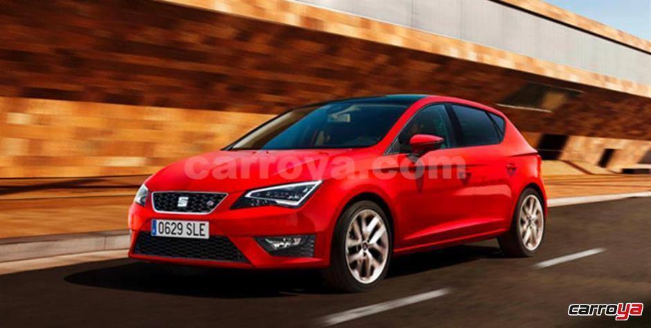 seat leon fr 1 8 tsi dsg 2017 nuevo precio en colombia. Black Bedroom Furniture Sets. Home Design Ideas