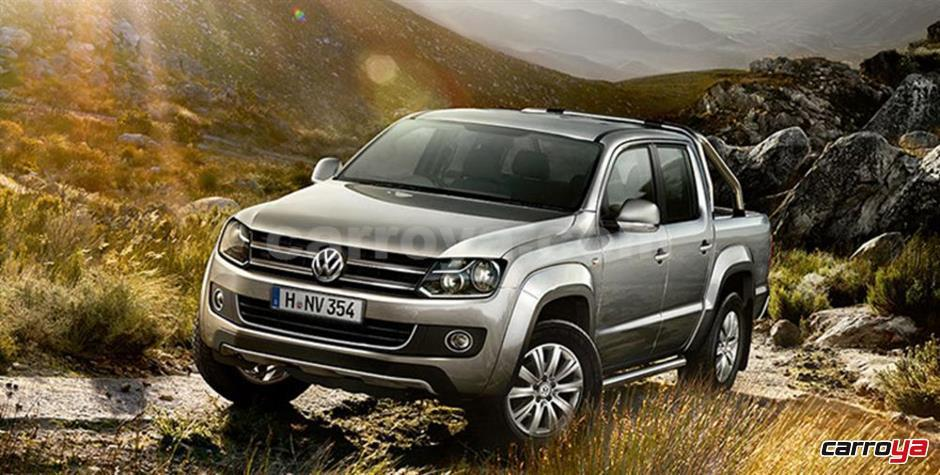 volkswagen amarok highline automatica 2017 nueva precio en colombia. Black Bedroom Furniture Sets. Home Design Ideas