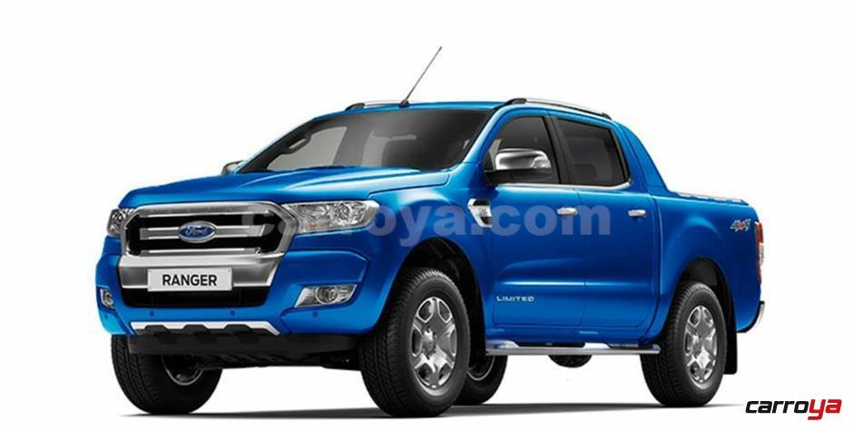 ford ranger limited aut 2017 nueva precio en colombia. Black Bedroom Furniture Sets. Home Design Ideas
