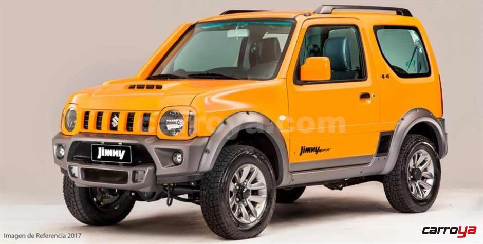 suzuki jimny 1 3 jlx 2018 nuevo precio en colombia. Black Bedroom Furniture Sets. Home Design Ideas