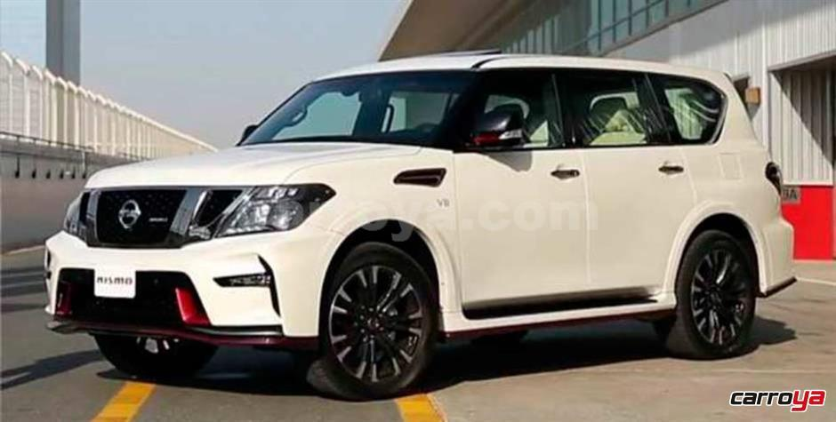 nissan patrol 3 0 mecanica t diesel 5 puertas 2018 nueva precio en colombia. Black Bedroom Furniture Sets. Home Design Ideas