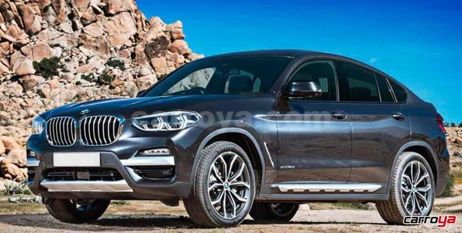 bmw x4 xdrive 20i xline 2018 nueva precio en colombia. Black Bedroom Furniture Sets. Home Design Ideas